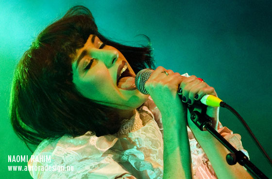 Kimbra @ The Forum