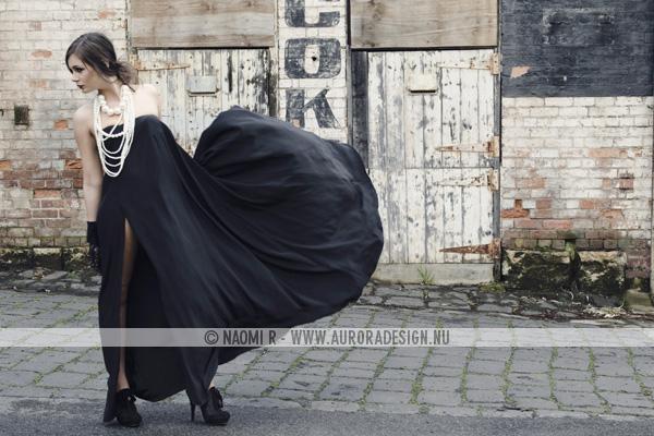 Kathryn Beker Maxi Skirt