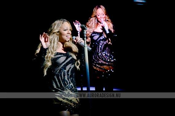 Mariah Carey - Allphones Arena, Sydney