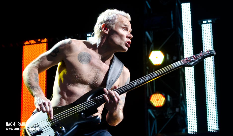 Flea - Red Hot Chilli Peppers