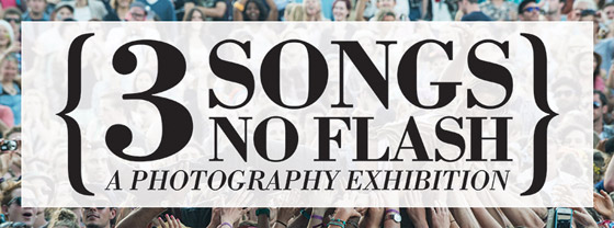 2014 Concert Photography Exhibition
