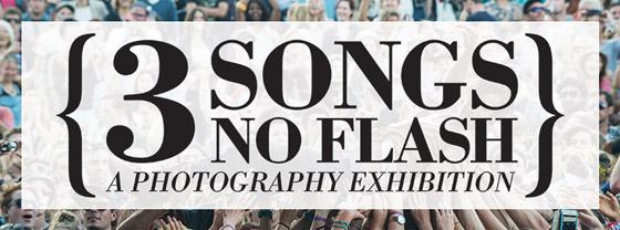 2014 Concert Photography Exhibition