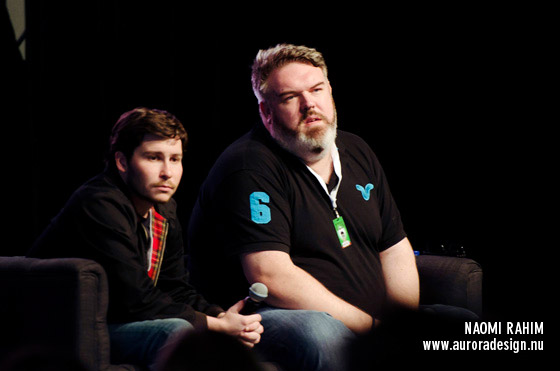 Kristian Nairn & Daniel Portman (Game of Thrones)