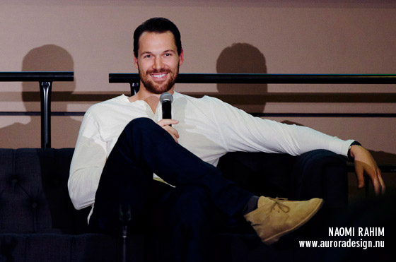 Daniel Cudmore (X-Men, Twilight)