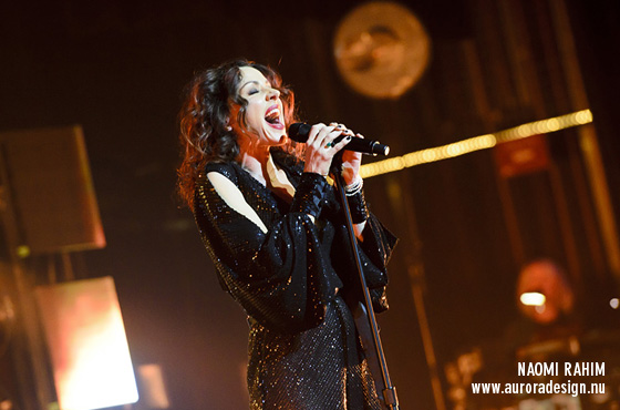 Tina Arena at The Palais, Melbourne