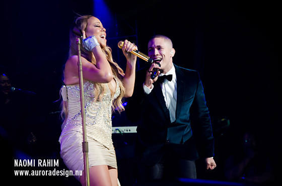 Mariah & Nathaniel Willemse performing One Sweet Day