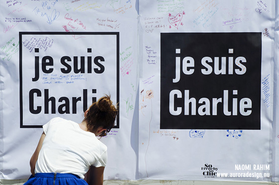 A moment for #JeSuisCharlie