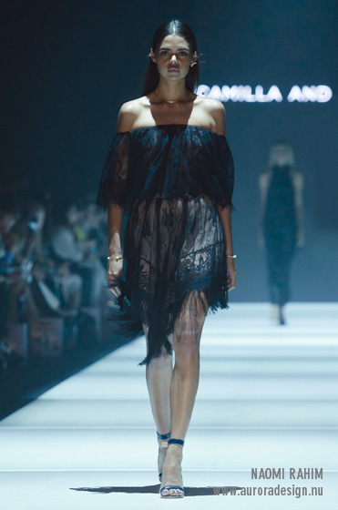 Samantha Harris in Camilla and Marc