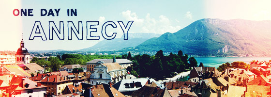 One Day in Annecy for the AIAFF