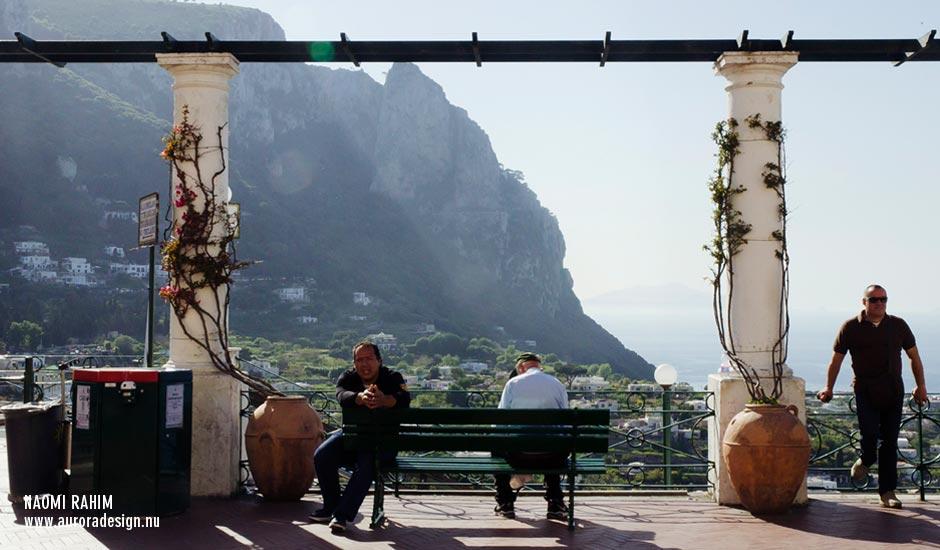 Piazza Umberto 1, Capri