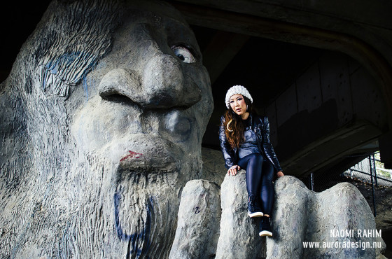 Mimi & the Fremont Troll // Strong as Steel