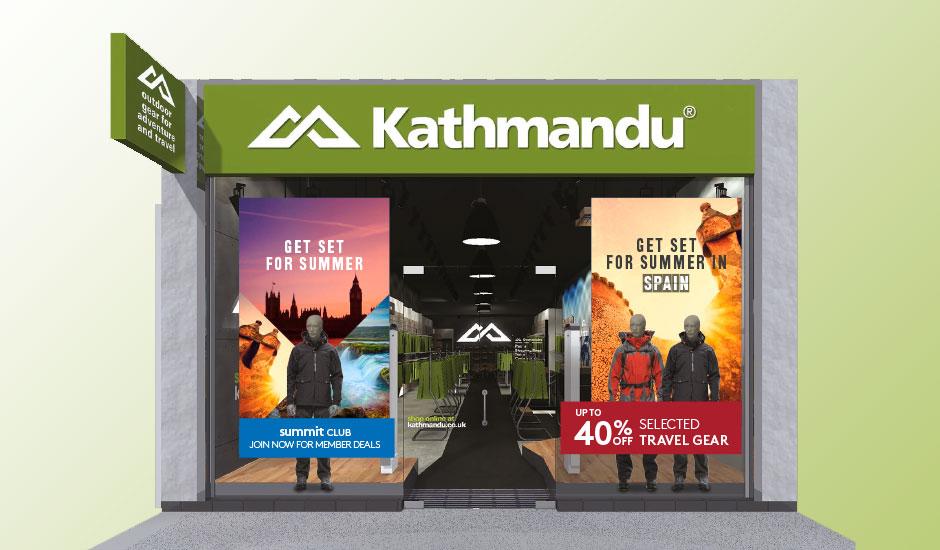 Kathmandu-UK-store
