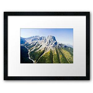 Banff - Framed Print
