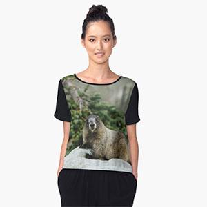 It's a Hoary Marmot - Tee