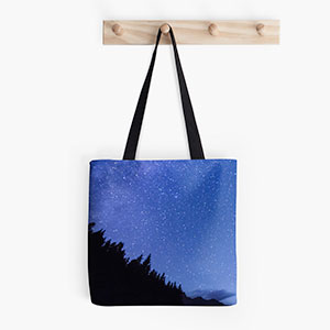 Oh Starry Night - Tote