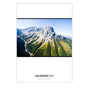 Canada & The Rockies - Calendar