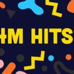4 million hits