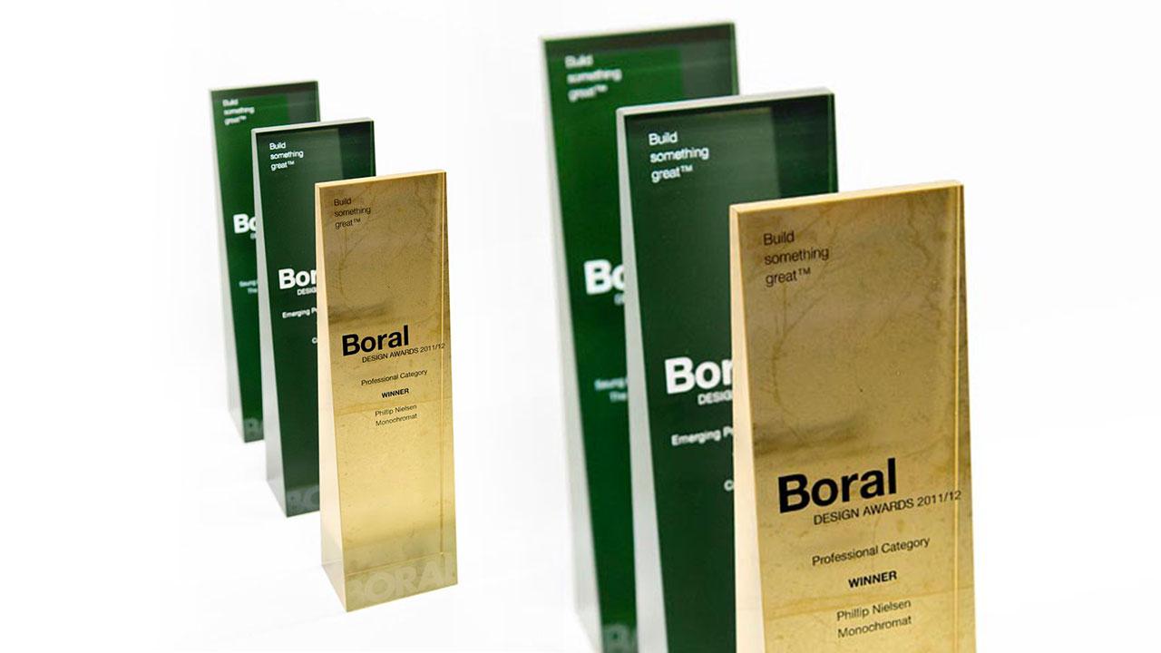 Boral Design Awards