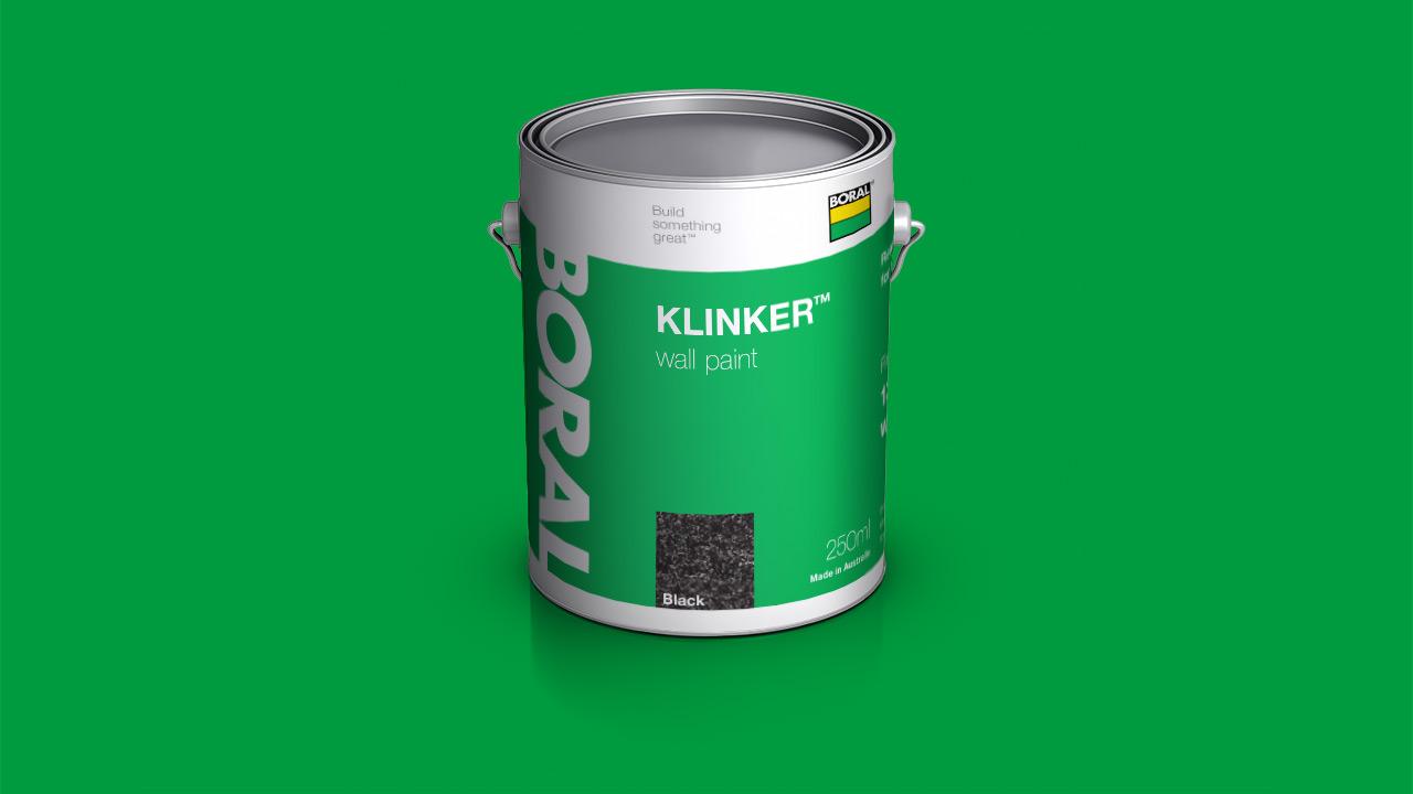 Boral Klinker Paint