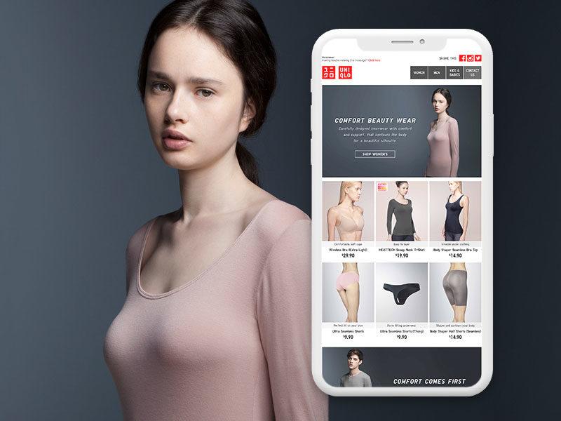 UNIQLO Innerwear eDM