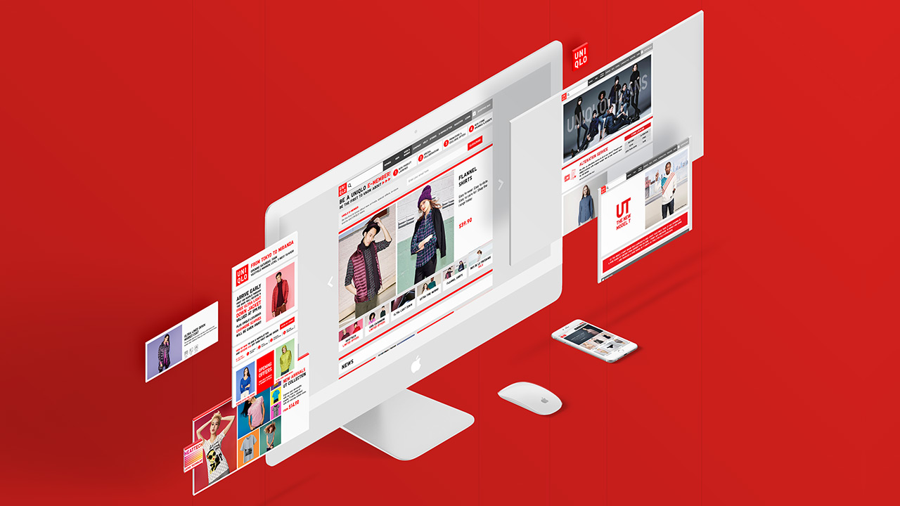 UNIQLO Australia website